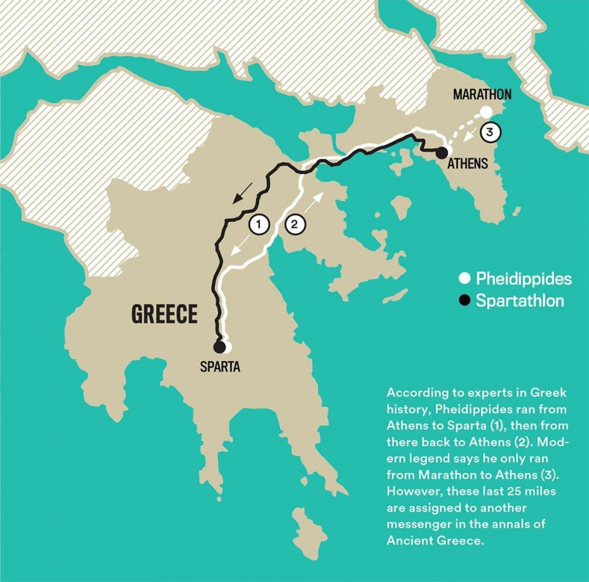 Cartina Della Grecia Antica In Italiano.Maratona Antica Grecia Mappa Mappa Della Grecia Antica Maratona Europa Del Sud Europa